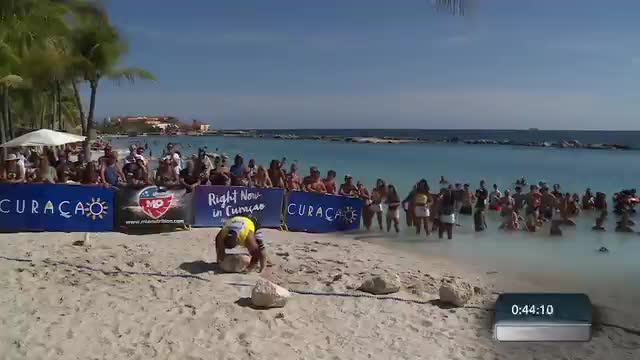 SCL Stage 12 CURACAO 2017 - FULL MOVIE