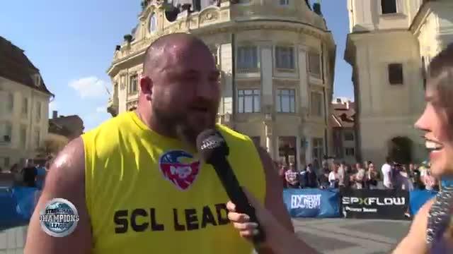 Denis interview log lift - SCL Romania - WEEK 11 - 2018