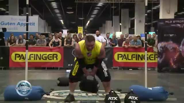 Krzystof Weight for Height - SCL FIBO - WEEK 15