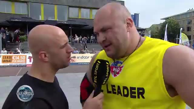 Dainis interview viking press - SCL Holland - WEEK 25