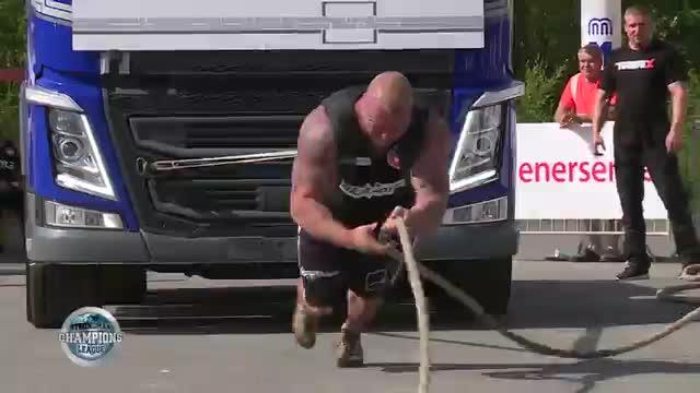 Jarno truck pull - SCL Finland - WEEK 27