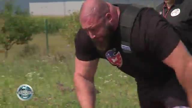 Denis Chopper pull - SCL Romania- WEEK 39