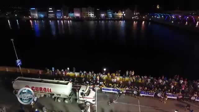 Luke Truck pull - SCL CURACAO - WEEK 43