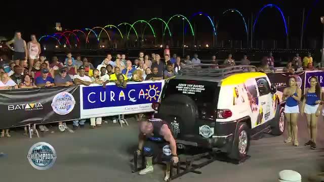 Marcos Deadlift - SCL CURACAO - WEEK 43
