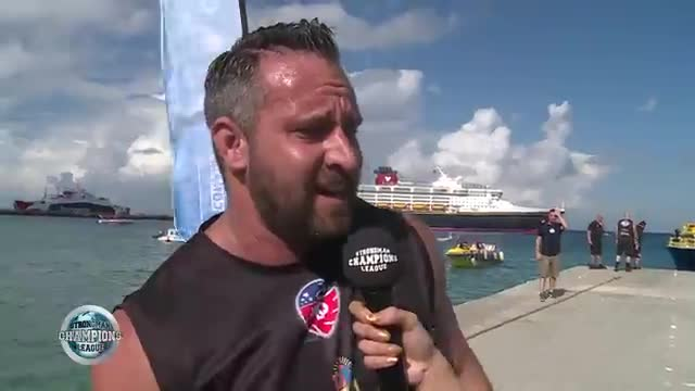 Will interview boat pull - SCL Mexico - Week 1 - 2019