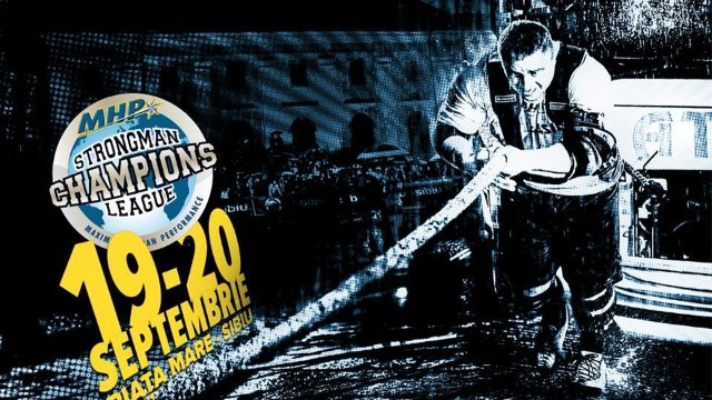 MHP Strongman Champions League stage 10 - Romania 2015