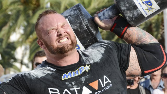 MHP Strongman Champions League stage 07 - Croatia 2015