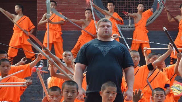 World's strongest team   CHINA 2013 - PART 2