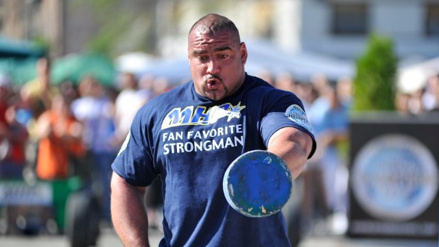 3. MHP Strongman Champions League stage 3 - Serbia 2013