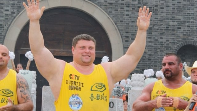 World's strongest team   CHINA 2012 - PART 3