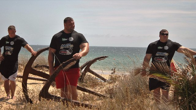 7. MHP Strongman Champions League stage 7 - Portugal 2013