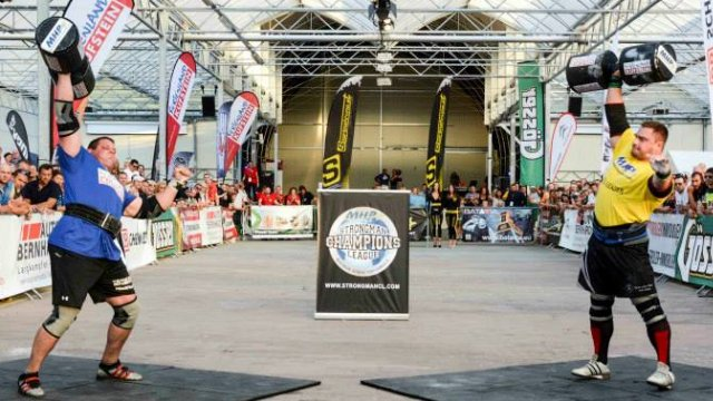 MHP Strongman Champions League stage 09 - Austria 2015