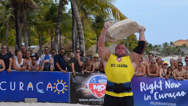 Stage 13 - MLO Strongman Champions League CURACAO 2016 - FULL MOVIE