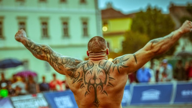 Stage 12 - MLO Strongman Champions League Romania EPISODE2 2016 - FULL MOVIE