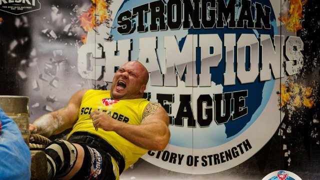 Stage 8 - MLO Strongman Champions League England 2016 - FULL MOVIE