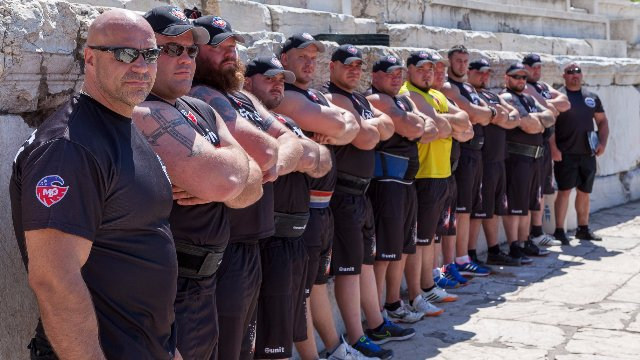 Stage 7 - MLO Strongman Champions League Bulgaria 2016 - FULL MOVIE