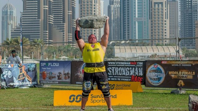 Stage 15- MLO Strongman Champions League DUBAI EPS 1 2016 - FULL MOVIE