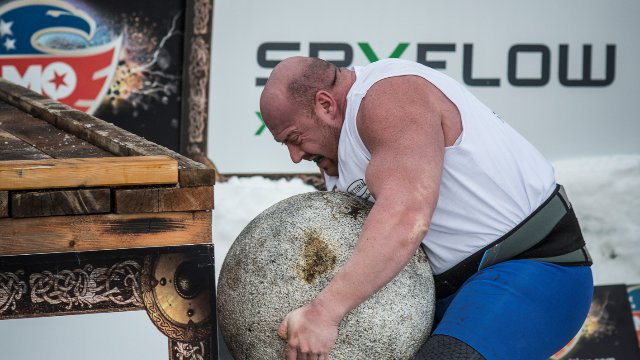 Stage 01 MLO Strongman Champions League Norway 2017 - FULL MOVIE