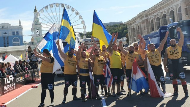SCL STAGE 12 - WORLD'S TRUCKPULL -UKRAINE - FULL MOVIE