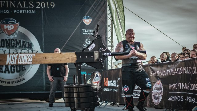 Week 17 -2020- Marko Remlik Deadlift Wheels