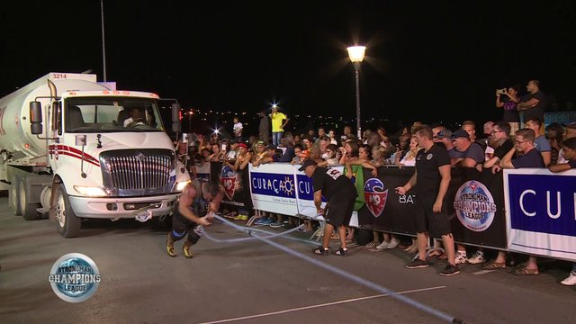 Will truck pull - SCL Curacao(2018)  - Week 12 - 2019