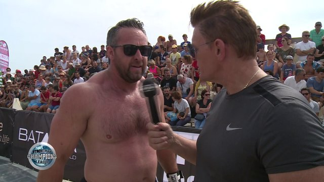 Will_interview_log_lift - SCL Portugal Week 40 - 2019