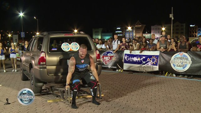 Stage 13 -Curacao -Ervin Toots Deadlift-Week 51 2019