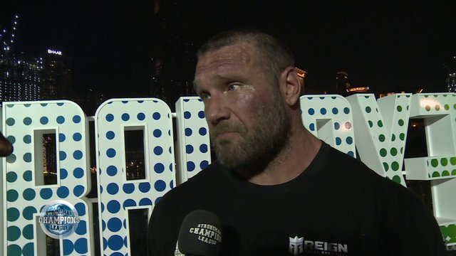 Stage 14 -Dubai  -Terry Hollands -Week 52 /2019