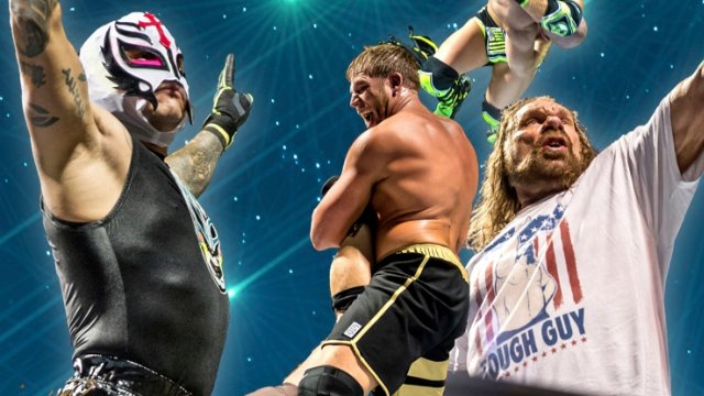 NEW Wrestling Under the Stars Tour 2017 - Bristol, CT
