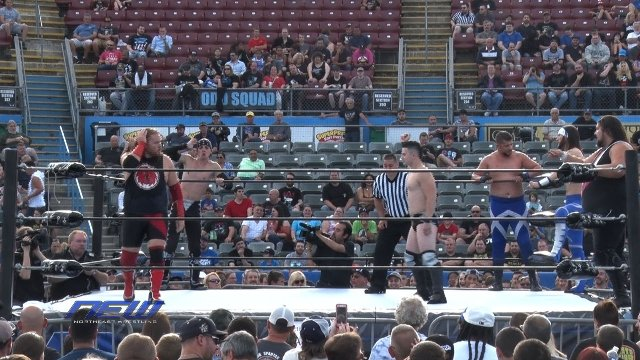 NEW: Wrestling Under the Stars VI - Bonus Match