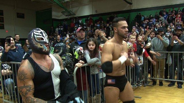 NEW: Wrestlefest 22