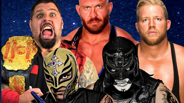 NEW: Wrestling Under the Stars Tour 2018 - Niles, OH