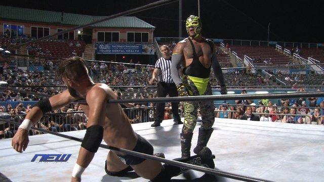 NEW: Wrestling Under the Stars 7