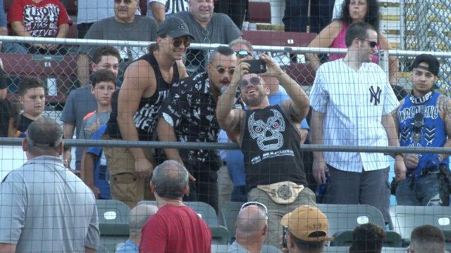 The Elite Invades Wrestling Under the Stars 7