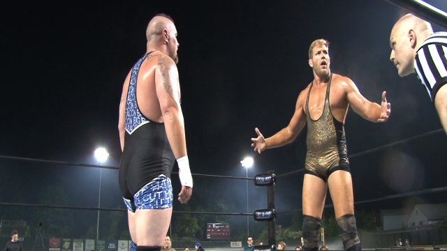 NEW: Wrestling Under the Stars Tour 2018 - Pittsfield, MA