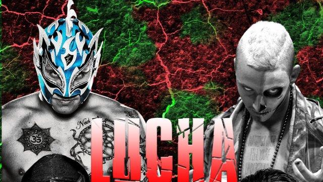 NEW: Lucha Mania 2