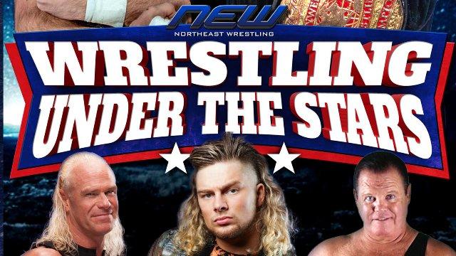NEW: Wrestling Under the Stars Tour 2019 - Granville, WV