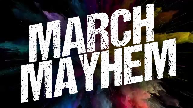 NEW: March Mayhem 2020