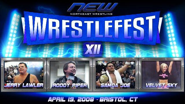 NEW: Wrestlefest 12 (4/19/08)