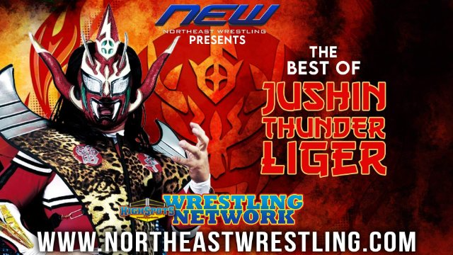 NEW: The Best Of Jushin Thunder Liger