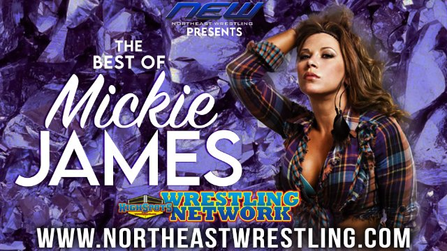 NEW: The Best Of Mickie James