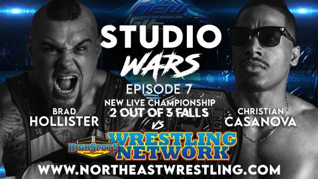 NEW: Studio Wars - Episode 7