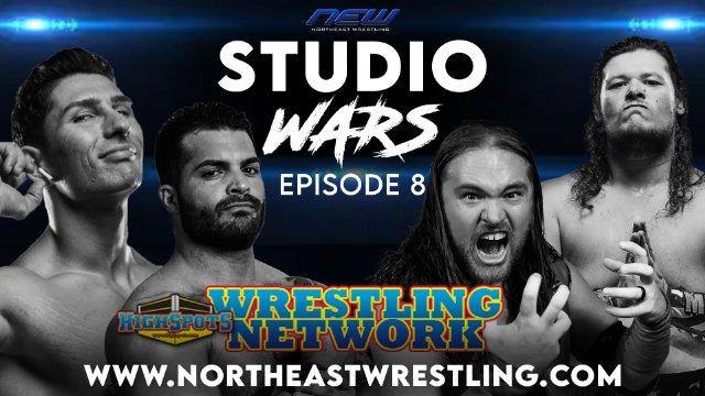 NEW: Studio Wars - Episode 8