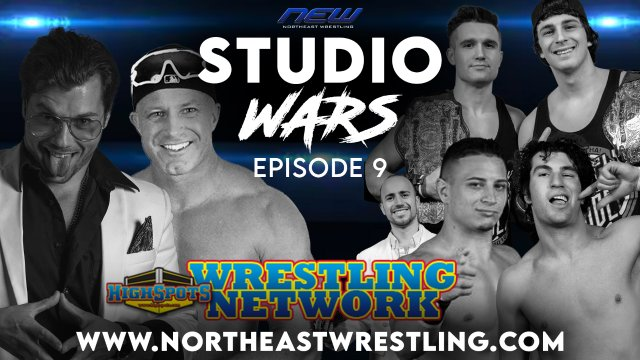 NEW: Studio Wars - Episode 9