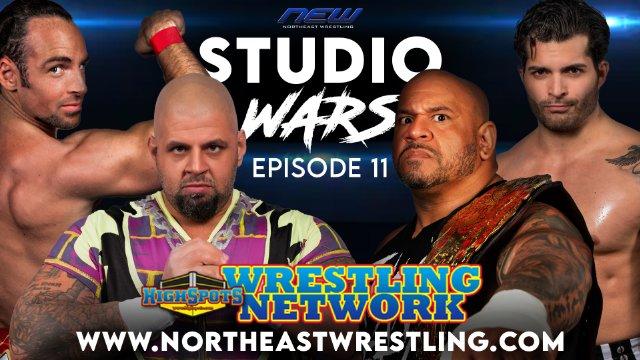 NEW: Studio Wars - Episode 11