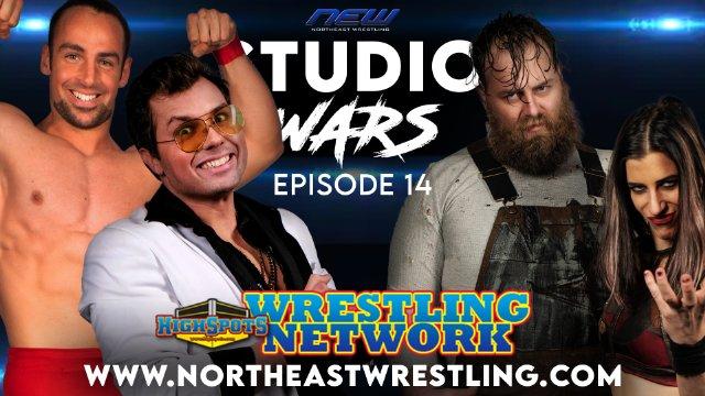 NEW: Studio Wars - Episode 14