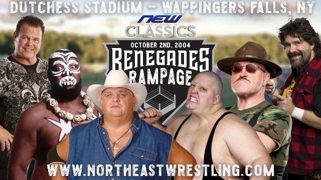 NEW: Renegades Rampage