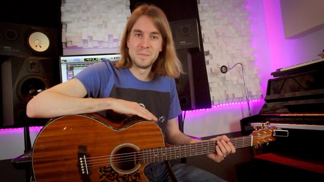 Microphone Placement Techniques For Recording Acoustic Guitar