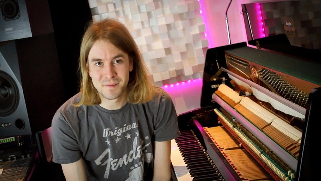 Recording And Mixing An Acoustic Upright Piano