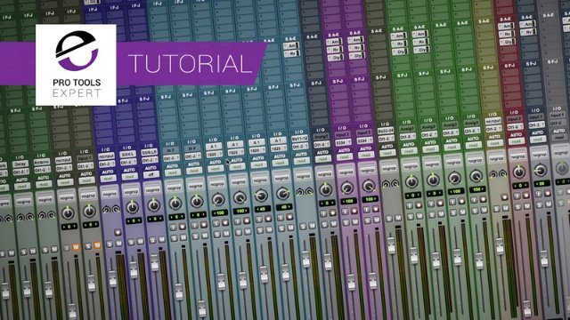 Learn These Top 20 Pro Tools Mix Window Tips Today To Help You Work Faster, Smarter & More Creatively The Next Time You Use Pro Tools